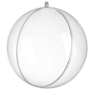 sfera in plexiglass