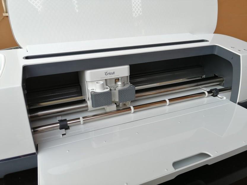 personalizzare materiali, lame, pressione con Cricut Design Space