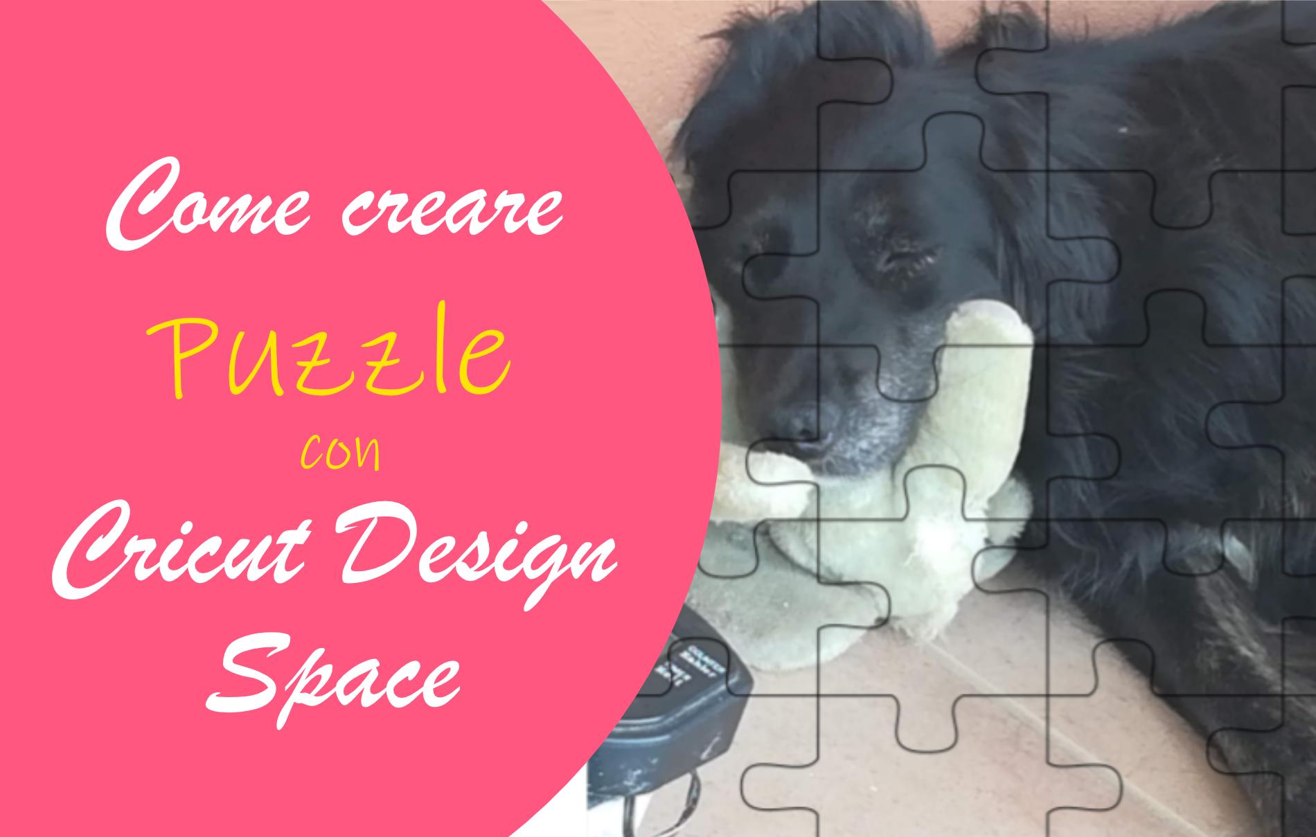 Puzzle Cricut Desgin Space Cricut Maker