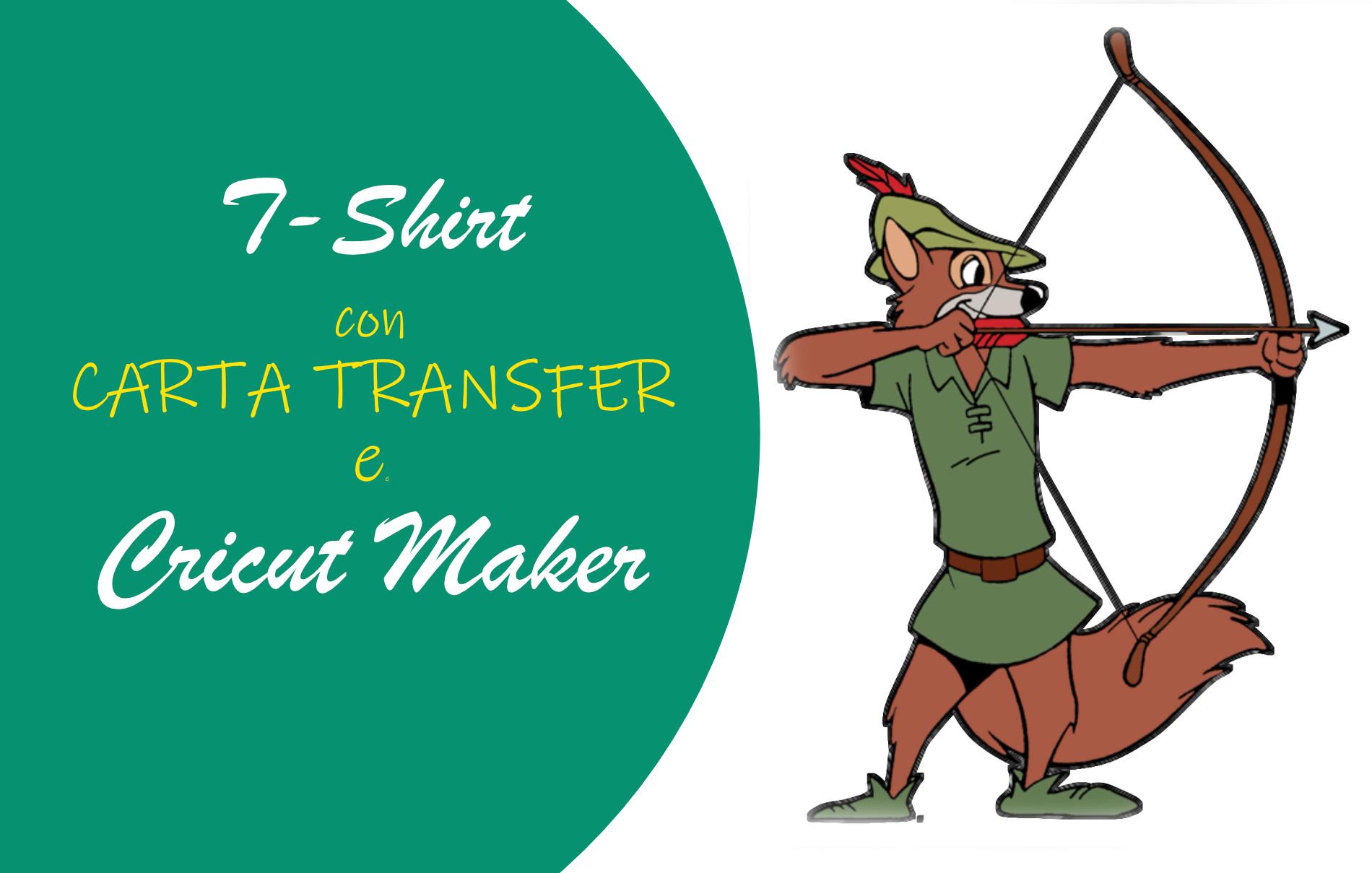 carta transfer cricut