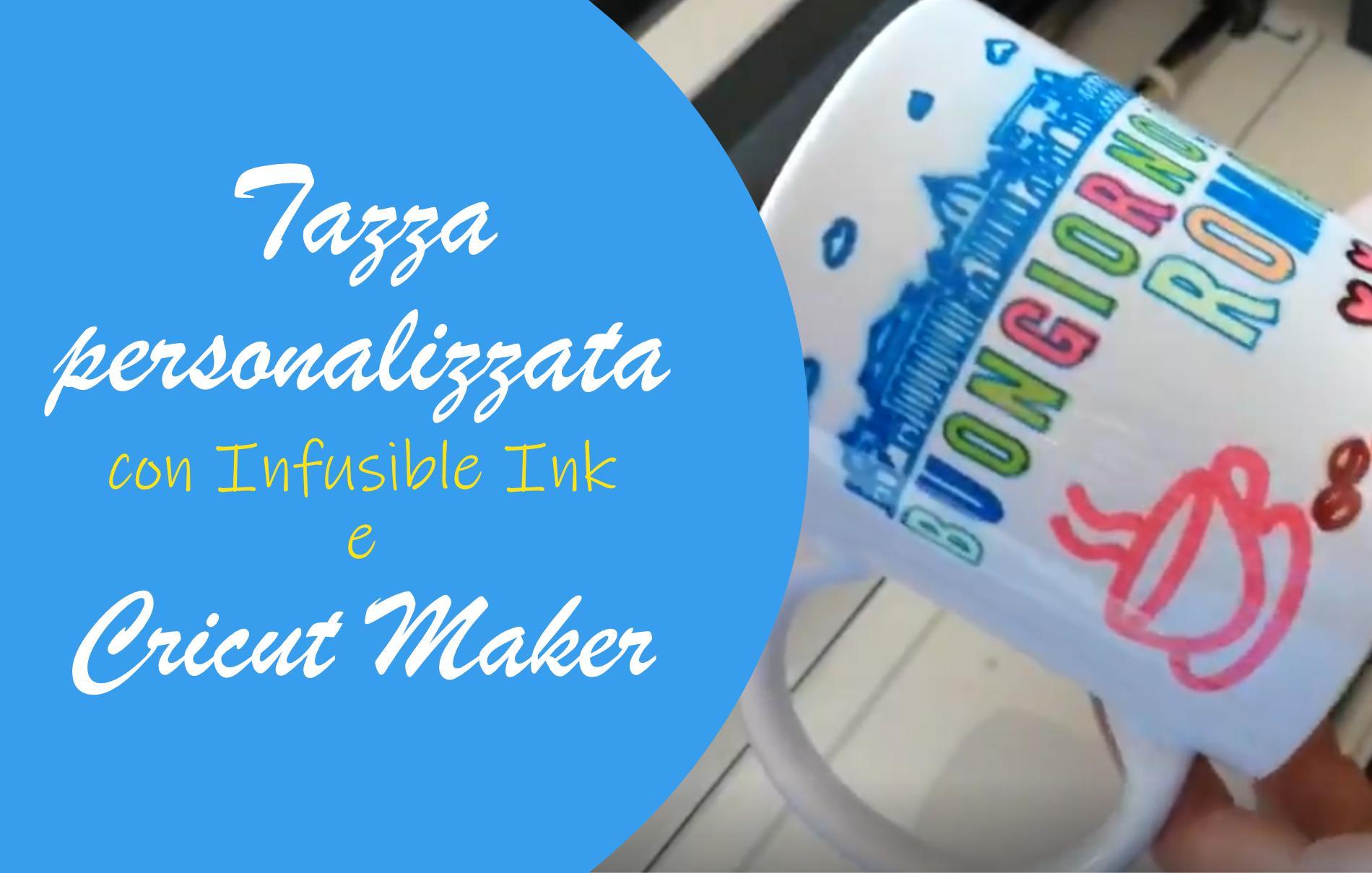 Pennarelli infusible tazza ceramica