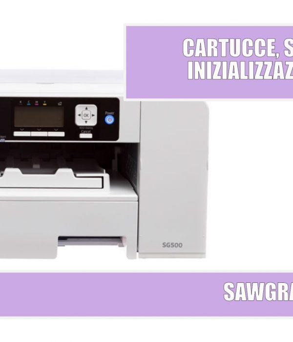 stampante sawgrass sg500